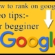 Rank Your Website On Google's First Page | SEO (Search Engine Optimization) Seo tips | Hindi