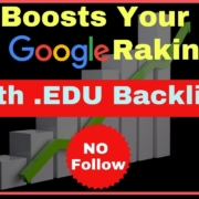 Boost your google ranking with No Follow backlink from EDU in Hindi