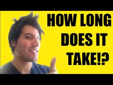 HOW LONG DOES SEO TAKE? (How long does it take to rank in Google?)