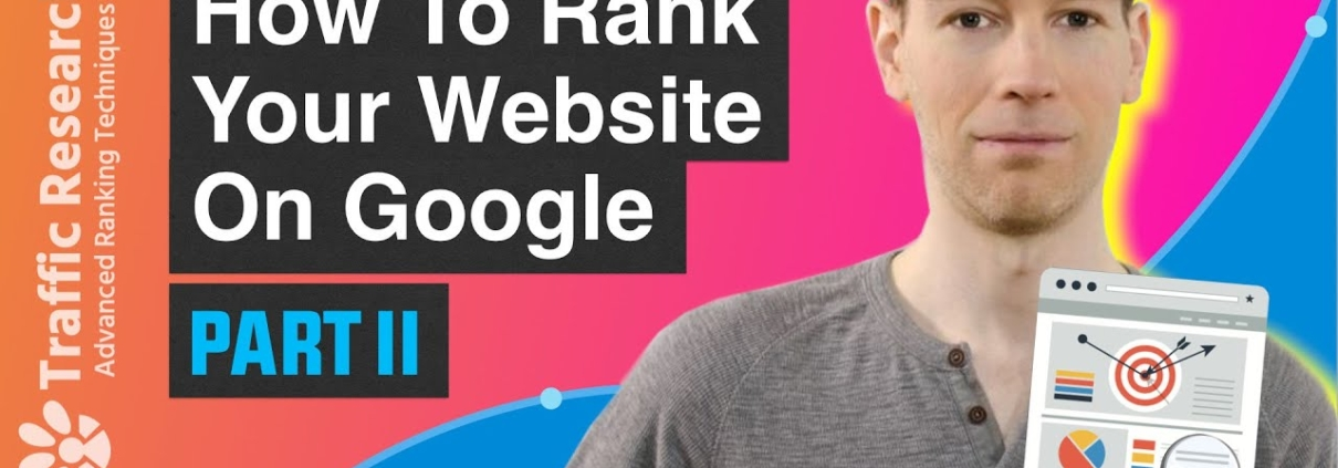 How To Rank Your Website On Google in 2019 using SEO [Part 2]
