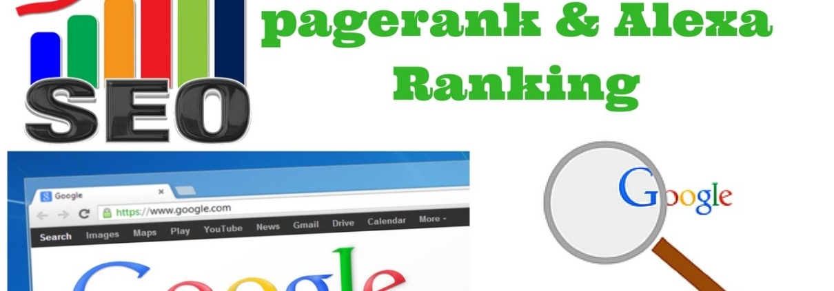 How to find google pagerank for a website |Alexa rank checker Part 2 [Hindi]
