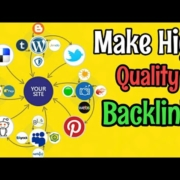 Make High Quality Backlinks And Grow website ranking