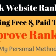 Monitor Your Website | Check Your Keyword Ranking and Improve Your Website Ranking