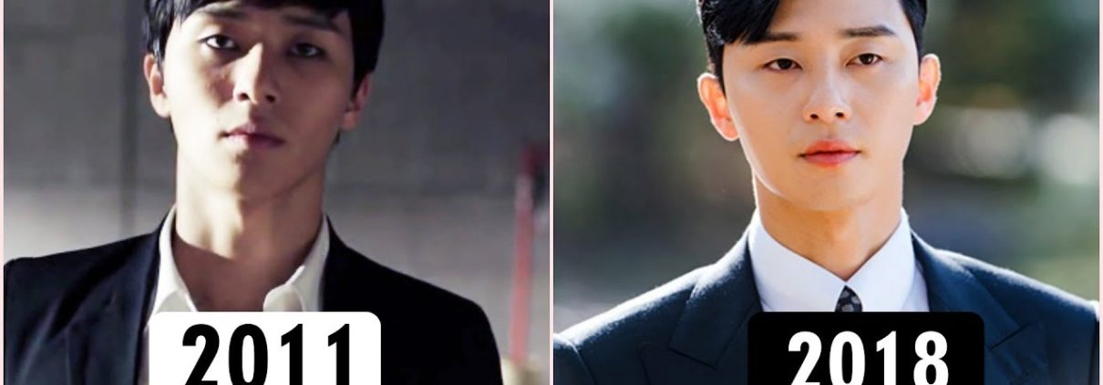 Park Seo Joon Transformation 2011 -  2018