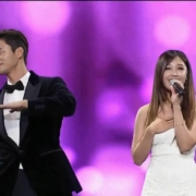 REPLY 1997 BONSANG + All for you (live) - Jung Eun Ji & Seo In Guk @ tvN10 Awards 161009