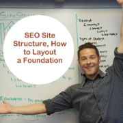 SEO Site Structure, How to Layout a Foundation