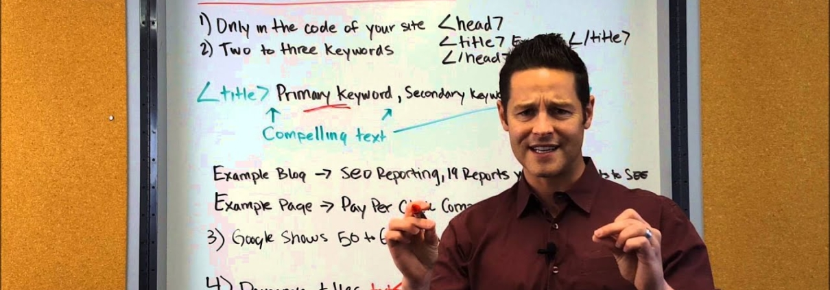 Title Tags for SEO, The Perfect Formula