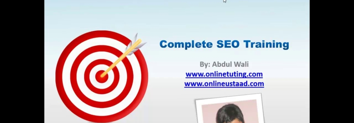 Udemy free courses: The Complete SEO Course - Rank Your Website in Google Easily Introduction