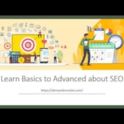 Basics to Advanced about SEO!