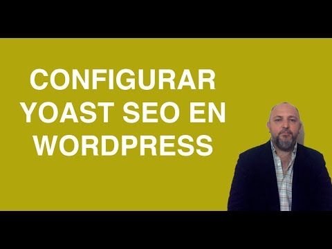 Configurar Yoast Seo   Wordpress 2019