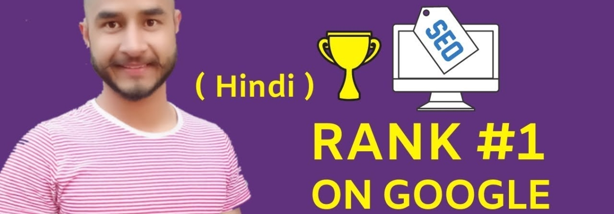 How To Rank Your Website On Google's First Page   SEO (Search Engine Optimization)   Hindi