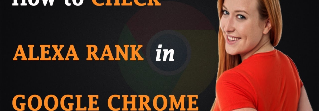 How to Check Alexa Rank of a Website in Google Chrome