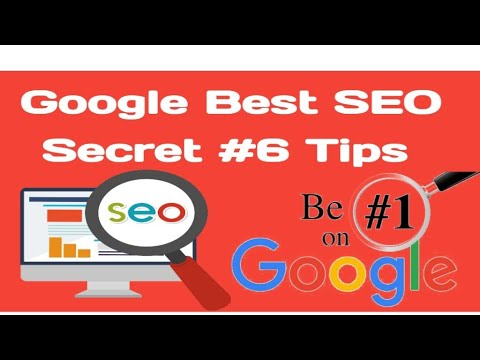 How to Rank Website on Google First Page | 6 Tips to rank 100% Guaranteed