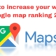 How to increase your website google map ranking 2019