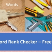 Keyword Rank Checker - Free Google Keyword Ranking tool (in Hindi)