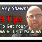 Nine Tips for How To Get Your Website To Rank Well