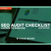 SEO Audit Checklist 2018 ✅ (6 Steps To Ranking With Video Walk Through)