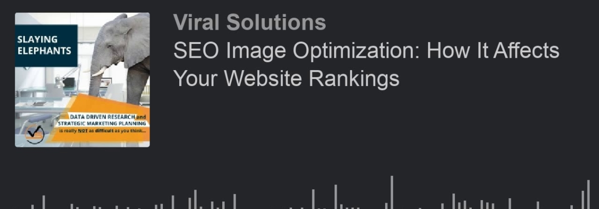 SEO Image Optimization: How It Affects Your Website Rankings (made with Spreaker)