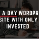 Simple $50 Per Day Lead Generation Website Using Only $180