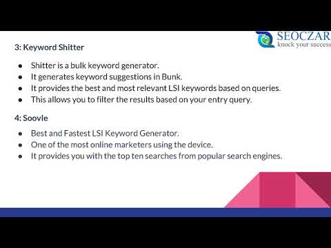 What Are LSI Keywords And How Do They Help Website Rankings