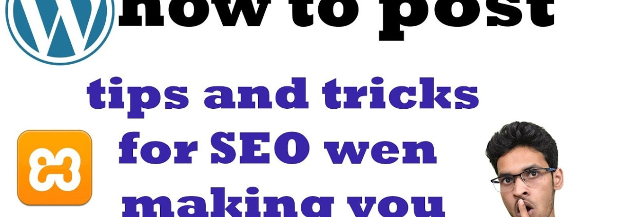 how post in your website with WordPress and get more SEO some tips or trick for get more SEO in your
