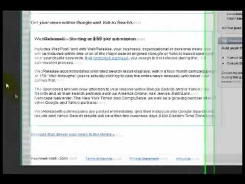 submit press release - to - Google News: Improve Your Website Ranking Fast