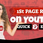 1St Rank On Youtube - Youtube Video Seo - How To Rank Any Youtube Video EASY!