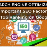 9 Important SEO Factors for Top Ranking on Google - (AK)