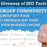 Giveaway of Group SEO Tool | Top 15 Premium SEO Tools for Grow your Business Online [Hindi]