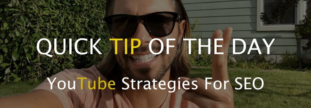 Quick Tip: YouTube Strategies for SEO | Social Media Marketing in Coeur d'alene