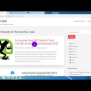 Screaming Frog SEO Spider Crack v11 0 Free Download Updated API1.mp4