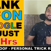 Trick Revealed on How To Rank Any Website in Just 48 Hours [PROOF]