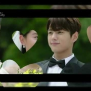 finally Kim dan and Lee Yeon Seo got married 💑👫💏/ Kim dan & Lee Yeon Seo menikah