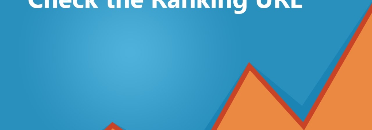 Check the Ranking URL in AWR Cloud