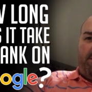 How Long Does It Take To Get My MSP Website To Rank On Google