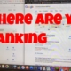 How To Tell Where Your Website Is Ranking