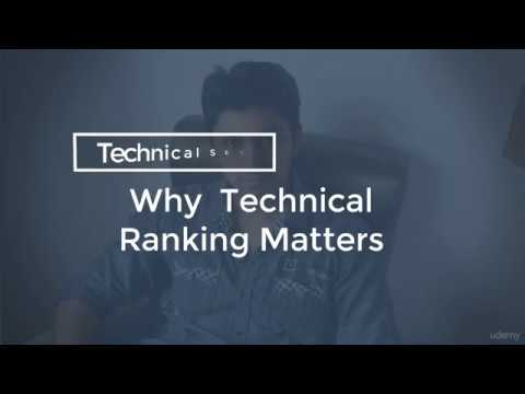 Why Technical Factors Matter in SEO | Rank No 1 in SEO | What is SEO | Arun Nagarathanam | Udemy